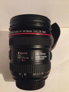 佳能 24-70 F4 只用了几次的新镜头 附件齐全