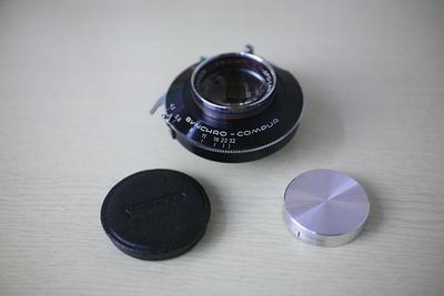 福伦达 apo 15cm f4.5 大画幅座机镜头 150 4.5 后期黑头