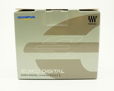 奥林巴斯 ZUIKO 14-54 F2.8-3.5 Ⅱ 全新