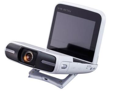 佳能小型摄像机