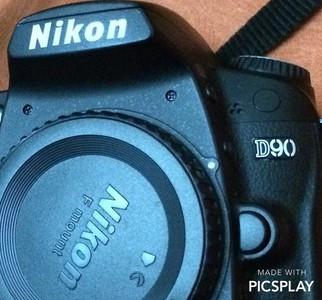 D90 18-105套机 35/2F镜头