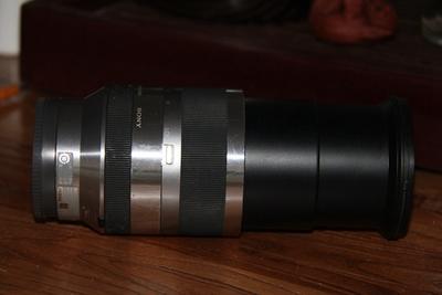 索尼 SEL18-200镜头