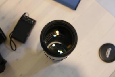 EF 400mm/F5.6 L