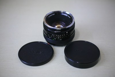 禄来 planar 80 2.8 HFT 禄来6008用 80mm f2.8