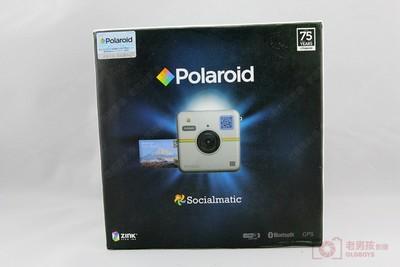 宝丽来Polaroid SocialMatic Instagram社交相机拍立得1400万像素