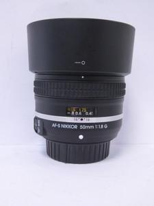 9.99新 尼康 50mm 1:1.8G  最新款