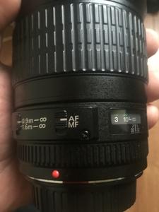 佳能 Canon EF 135 F2L USM 人像镜头