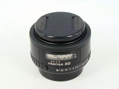 基本全新的全套包装的宾得FA50/1.4镜头(支持交换)