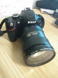 尼康D3200,尼克尔18-200,自用出售
