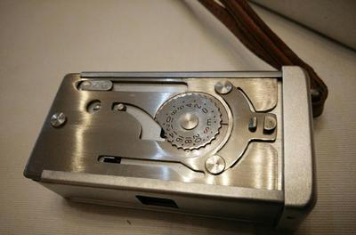 Minolta-16间谍相机