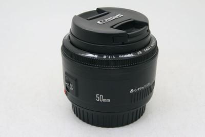 97新佳能 EF 50mm f/1.8 II
