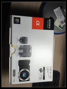 nex5c+18-55镜头套机