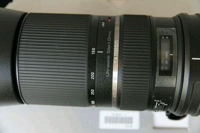 腾龙150-600mm VC 防抖 A011 佳能口