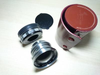 Robot施耐德 Xenogon 35mm F2.8(结构同安琴 爱展能 35 2.5)