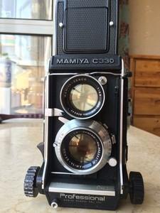 Mamiya C330-80 2.8 套机