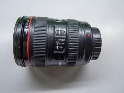 佳能24-105红圈防抖镜头+ B+W顶级偏光滤镜