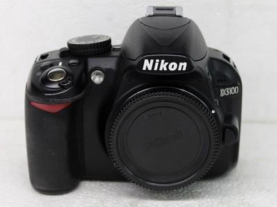 尼康D3100入门单反相机 单机 诚信交易支持验货