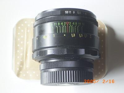 95新 苏联俄罗斯 泽尼特 格里奥斯helios- 44-2