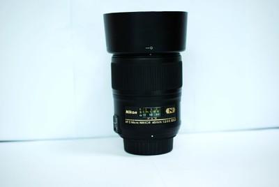 NIKON AF-S MICRO 60mm f/2.8G 6