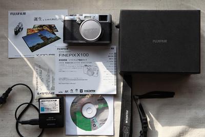 富士 Fujifilm X100