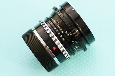 徕卡Leica 施耐德 PC- R 35 F4 4/35 碧玉刀 移轴镜头,德产
