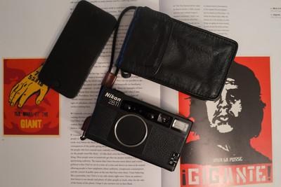 Nikon 28ti 28mm F2.8 指针表盘 大光圈