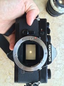 OM-1黑漆-50 1.4-28 2.8  一机两镜 套出!