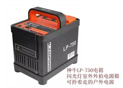转让神牛LP-750外拍电源一套