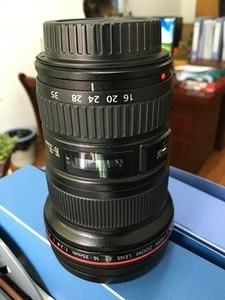 出佳能 9.8新 EF 16-35mm f/2.8L II