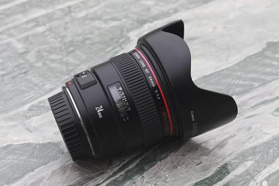 佳能 二手 CANON EF 24mm F1.4 L 红圈头