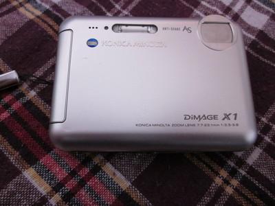 柯尼卡美能达X1数码相机