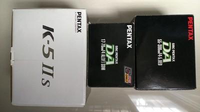 宾得 K-5 IIs+17-70/F4+DA55-300