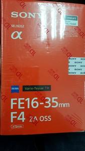 索尼FE1635