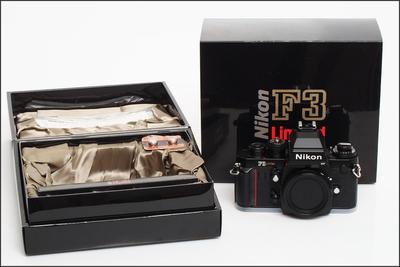 尼康 Nikon F3HP Limited 金字限量版 带包装 新品收藏未使用品