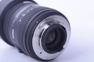 99新 适马 12-24/4.5-5.6 II 二代镜头 尼