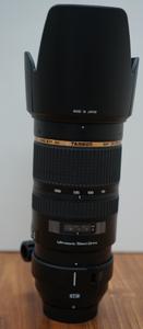 全新腾龙镜头SP 70-200mm F/2.8 Di VC USD