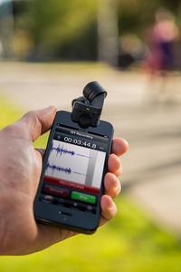 全新罗德RODE iXY iphone/ipad顶级录音收音神器/保中音行货