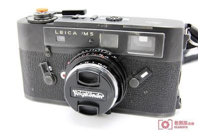 徕卡 Leica M5 旁轴胶片机单机