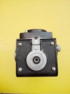 海鸥4型120双反相机