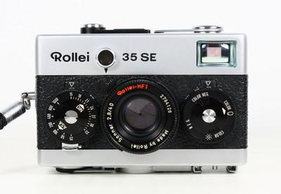 禄来 Rollei 35SE 135胶片旁轴相机 Sonna