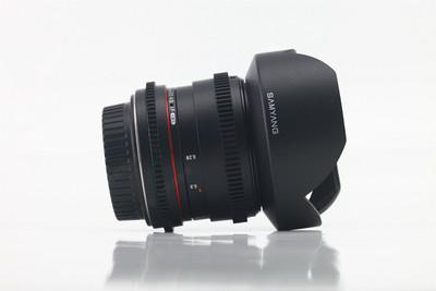 郑州店 老男孩影像samyang 三阳 EF 视频镜头14mm t3.1 f2.8 电影头