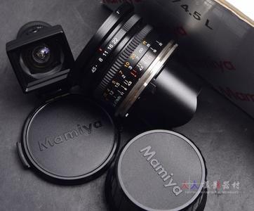 MAMIYA 玛米亚 7用 N 43mm f4.5 L 带包装