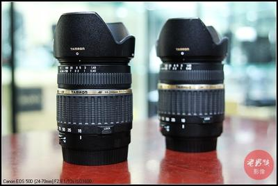 腾龙 AF 18-200 mm f/3.5-6.3 A14 18 200 佳能卡口 长焦镜头