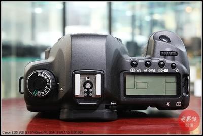原装行货佳能5DMARK II单机无敌兔5D2单反相机可配套机【旧换新】