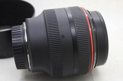 98新 佳能 EF 85mm f/1.2L II USM带包