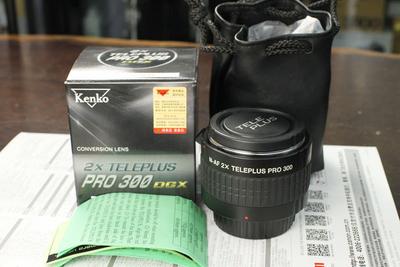 肯高KENKO N-AFs PRO 300 2X 增倍NIKON口 尼康口增距镜 2倍镜