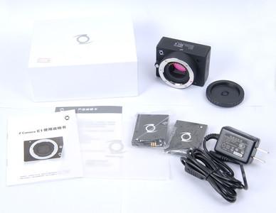 第一款国产无反:全球最小M4/3 4K相机Z Camera E1