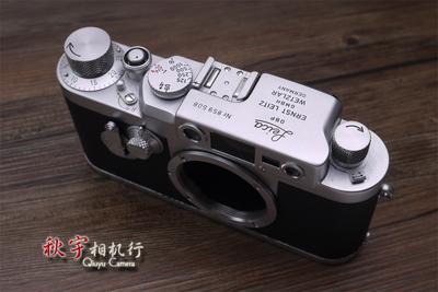 徕卡螺口旁轴 Leica Ⅲg/3g 最后的莱卡螺口旁轴机 859508