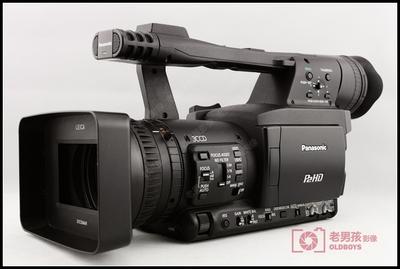 Panasonic/松下█★老男孩影像★█ AG-HPX17专业高清摄像机