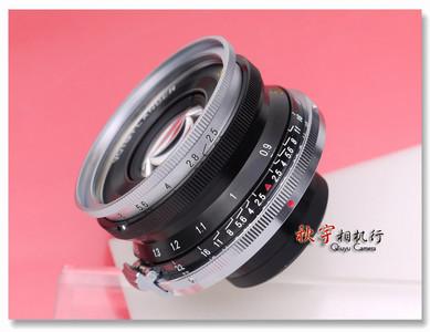 ★☆秋★ 福伦达 Voigtlander S SKOPAR 50mm F/2.5【优品】全套带包装